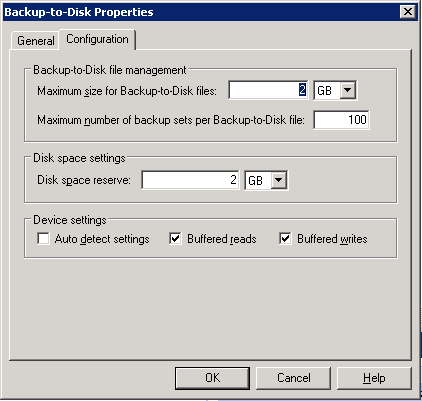 Backup exec 10d