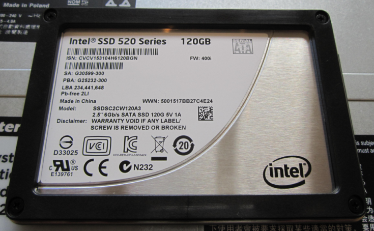 how to set ssd as cache drive