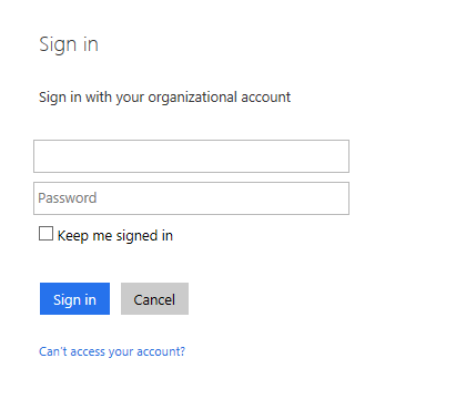 Trying to connect to Azure Powershell with a Microsoft Account instead of an Organisational Account
