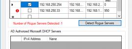 Image of Microsoft DHCP Rogue Detection Tool